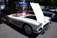 2016 Salem Antique Car Show (mike01905) Tags: salemantiquecarshow carshow 1959 chevrolet corvette chevy