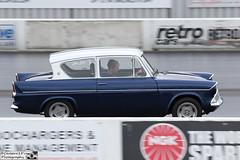 1963 Ford 105e Anglia (cerbera15) Tags: dragstalgia santa pod 2016 ford 105e anglia