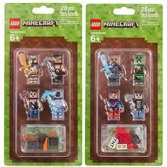 LEGO Minecraft 853609 853610 Skin Pack (hello_bricks) Tags: minecraft lego legominecraft 853610 853609 skinpack toy toys minifig minifigures minifigure