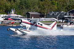 Private De Havilland Canada DHC-2 Beaver C-FETE (jbp274) Tags: 52b greenville greenvilleseaplaneflyin flyin airplanes seaplane floatplane lake water mooseheadlake dehavillandcanada dhc2 beaver