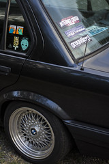 slaps (Michael Dees) Tags: cars nissan r32 bmw s13 s14 e30 euro jdm imports dirt nasty low