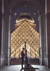 [somewhere in Paris] Muse du Louvre (pooldodo) Tags: musedulouvre  paris frence   wedding prewedding pooldodo taotzuchang