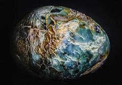 """E"" for egg (Eugen Naiman) Tags: macromondays macro closeup polishedrock rock egg cracks pattern abstract"