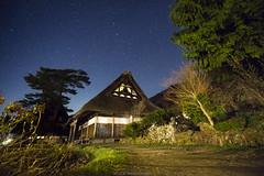 Gassho-Zukuri House (aldian.silalahi) Tags: gassho zukuri house shirakawa go ogimachi night sleeping stay heritage spring sakura