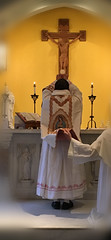 Fifth Anniversary Low Mass (Lawrence OP) Tags: dominican rite holymass anniversary ordination 5th 17september2016 dominicanrite