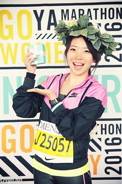 2016.09.18 ▐ 跑腿小妞▐ 42 公里的笑容,2016 名古屋女子馬拉松 33