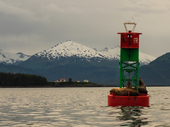 Point Retreat Lighthouse, Alaska (lighthouser) Tags: pointretreat lighthouse alaska usa lighthousetrek