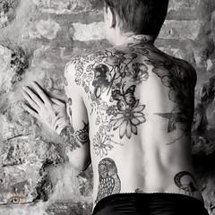 Ink (Gjesdal.org) Tags: sigma50mmf14dghsmart riga tattoo ink nikon d810 aliseelf latvia rga rgaspilsta lv