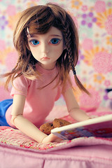 Olive (Lucy-Loves?) Tags: doll bjd dollstown olive ganga
