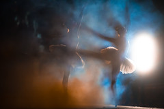 """Cosmic portal"" (berezkinphoto) Tags: thetripshow kurdello bowie music video berezkin show ballerina fantasy"