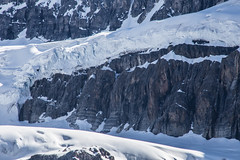 Hanging Glacier (profstoff) Tags: icefieldsparkway canada 2016 glacier crowfoot rockies