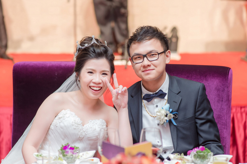 台南婚攝 情定婚宴城堡永康館 婚禮紀錄 C & V 132
