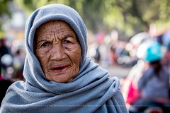 the Spirit of the soul (andrawayan) Tags: portrait old woman bali balinese kintamani canon ef 70200mm f28 is