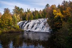 Bond Falls (nikons4me) Tags: michigan mi autumn fallcolor bondfalls waterfall nikond300 sigmaaf1850mmf3556dc up upperpeninsula ontonagonriver