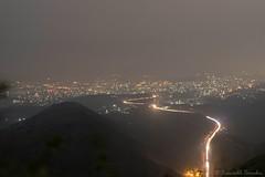 Pune City (kaustubh.nerurkar) Tags: ngc india maharashtra trek travel mountains city night longexposure nikon pune urban