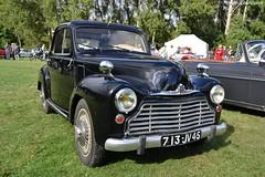 Simca 6 (Monde-Auto Passion Photos) Tags: auto automobile simca noir france 48h montargis villemandeur domaine lisledon