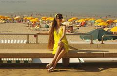 Belgian coast (Natali Antonovich) Tags: belgiancoast seasideresort seaboard seashore seaside northsea sea water portrait natalyahrebionka lifestyle relaxation style umbrellas dehaan