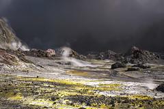 White Island active Volcano-2-2