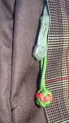 Pineapple knot (Falfrir) Tags: paracord knots