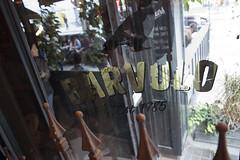 Bar Volo Door Sign (Stephen Gardiner) Tags: toronto ontario 2016 yongestreet barvolo lastdaysatvolo closing beer bar brewing patio pentax k3ii 1645