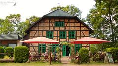 (#3.199) Rostock - Schnatermann (unicorn 81) Tags: rostock deutschland schnatermann rostockerheide mecklenburgvorpommern fachwerkhaus halftimberedhouse hotel traditionsgasthof