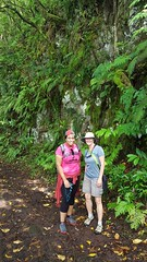 Mount Alava Trail in NP of American Samoa
