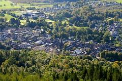 VP3/A/Callander/Pauline Deas/20161002 (Pauline Deas) Tags: callander trossachs crags hills walks rambles outdoors scotland scottish scenery landscape buildings