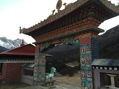 (EliaZane) Tags: tibetan buddhism himalayas nepal tengboche
