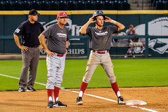 Fall World Series - Game 2-60 (Rhett Jefferson) Tags: arkansasrazorbacksbaseball davevanhorn hunterwilson