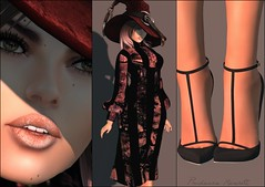 Wicked Witch of The South (Prudence Rexroth) Tags: fabfree byrne empire remarkableoblivion maitreyalara lelutkaaria essences tableauvivant sl secondlife witch halloween buzzeri stellar