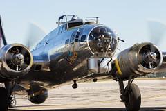 Mission Complete (BRB1952) Tags: b17 yankeeairmuseum flyingfortress yankeelady willowrunairport