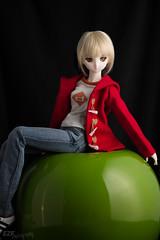 SaberApple003 (EZFPhotography) Tags: doll bjd dollfie dollfiedream saber fatestaynight fatestay balljointdoll
