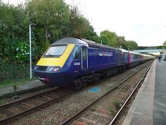 43193 Liskeard (Marky7890) Tags: gwr 43193 class43 hst 1c84 liskeard railway cornwall train