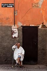 Derb El Hadj Lahoussine ((Imagine) 2.0) Tags: panasonicdmcgx80 2016 morocco leicadgsummilux15mmf17 marrakech streetphotography panasonic lumix travel