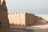 Khiva: at the North Wall (10b travelling) Tags: 10btravelling 2015 asia asien bogchadarvoza carstentenbrink centralasia iptcbasic ichankala ichonqala khiva silkroad sovietunion ussr uzbek uzbekistan xiva adobe gate mudbrick north tenbrink thestans wall