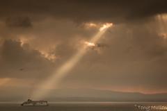 Dublin Bay (Tony Mullen Photography) Tags: ferry irishferry dublinbay howthdublin viewfromhowthhead tonymullenphotography