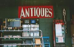 Antique Store, Pike Place Market (trainphotoz) Tags: antiquestore vintageshop seattle pikeplacemarket