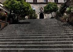 A1423 (lumenus) Tags: italy stairs sicily taormina