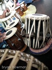 tablas (BryanBowman) Tags: music drums photography indian tabla