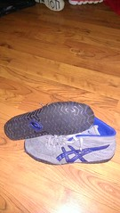 asic aggressors size 10.5 fits 11.5 (Mowrestling138) Tags: wrestling asic aggressors flickrandroidapp:filter=none