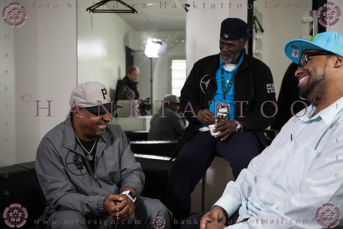 PUBLIC ENEMY - Soundcheck & Backstage @ France - 2013 @ 01 - 10458