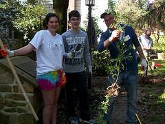 Spring Volunteer Work Day 2013