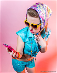 Frustrated phone woman (Dmitry Mordolff) Tags: girls portrait people cute beautiful face sunglasses fashion closeup fun person one model glamour women phone looking view happiness human blond angry attractive only casual females emotional adults carefree frustrated 20s caucasian lifestyles 2025 ecstatic expressing dissatisfied