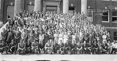 Freshman Class of 1936 at Howard University, Washington, DC (vieilles_annonces) Tags: 1936 washingtondc thirties 1930s 30s howarduniversityhistory scurlockphotography