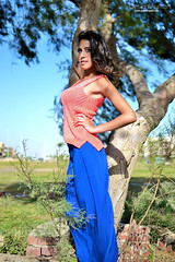 Amina Ashraf (Eslam Ayman) Tags: fashion pose outdoor beauti