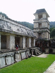 Palace, Palenque (Aidan McRae Thomson) Tags: sculpture mexico ancient ruins relief mayan palenque chiapas basrelief