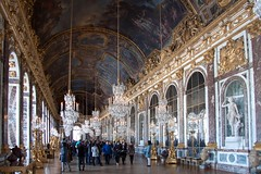 Hall of Mirrors (margatt2012) Tags: paris france palace versailles louisxiv