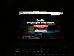 Flickr in bed (Ed Blann) Tags: lowlight flickr pro macbook uploaded:by=flickrmobile flickriosapp:filter=nofilter