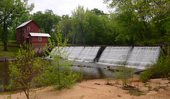 Ogeechee River Mill (davidwilliamreed) Tags: mill water dam warrencountyga ogeecheerivermill