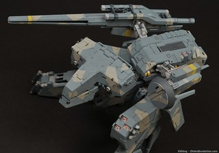 Metal Gear REX - Fin 4 by Judson Weinsheimer